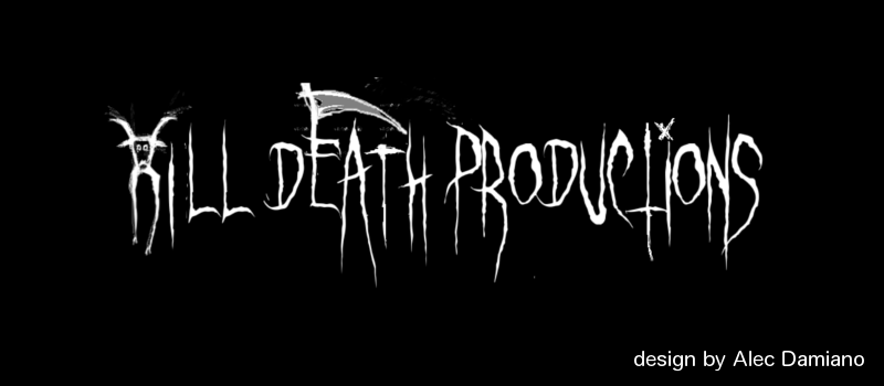 Kill Death Productions (booking company) logo